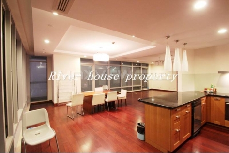 Shanghai apartment rent in River House