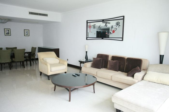 Shanghai rent apartment in Shimao Riviera Garden