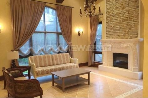House rental of Shanghai at Rancho Santa Fe
