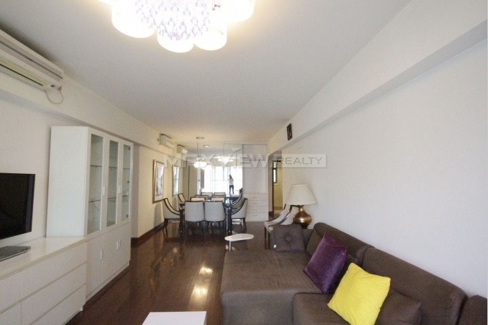 Incredible 2br 108sqm Oriental Manhattan apartments in Shanghai