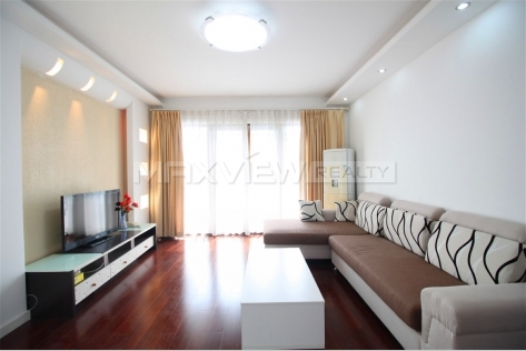 Gubei International Plaza Apartment with Floor Heating