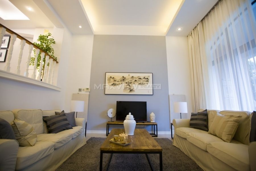 Townhouse for rent in China Garden Shanghai 4bedroom 233sqm ¥40,000 SH900014