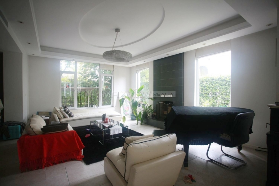 Wonderful envirnment house rental inViolet Country Villa 5bedroom 340sqm ¥42,000 QPV01842