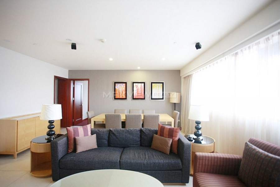 Oakwood Residence Shanghai 3bedroom 190sqm ¥28,000 SH016851