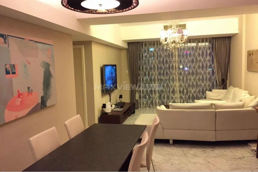 Jing'an Four Seasons 2bedroom 124sqm ¥25,000 SH016900
