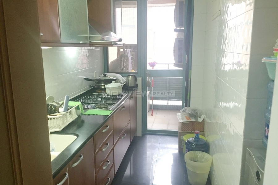 Apartments in Shanghai Central Residences 2bedroom 137sqm ¥33,000 SH016908