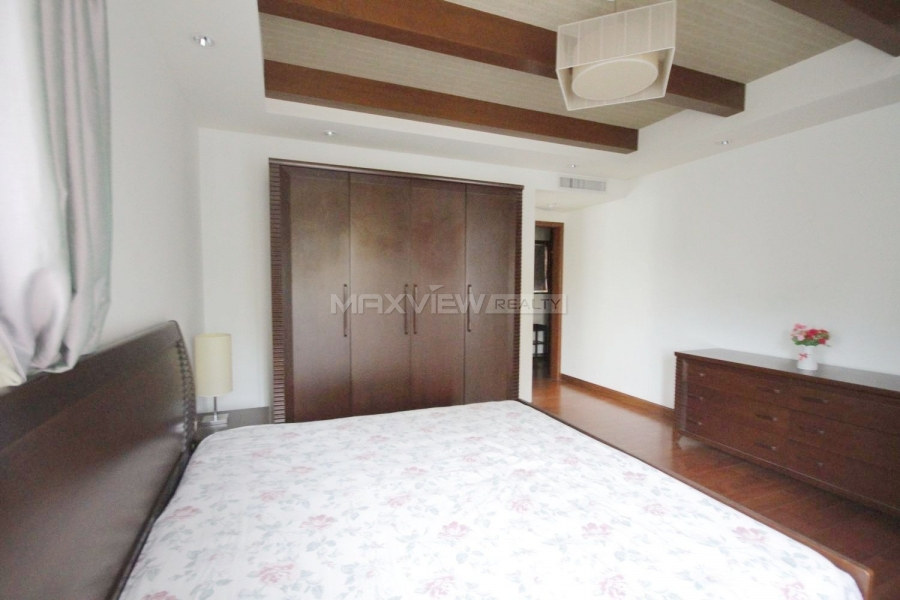 Shanghai house rent Tiziano Villa 4bedroom 380sqm ¥40,000 SH016906