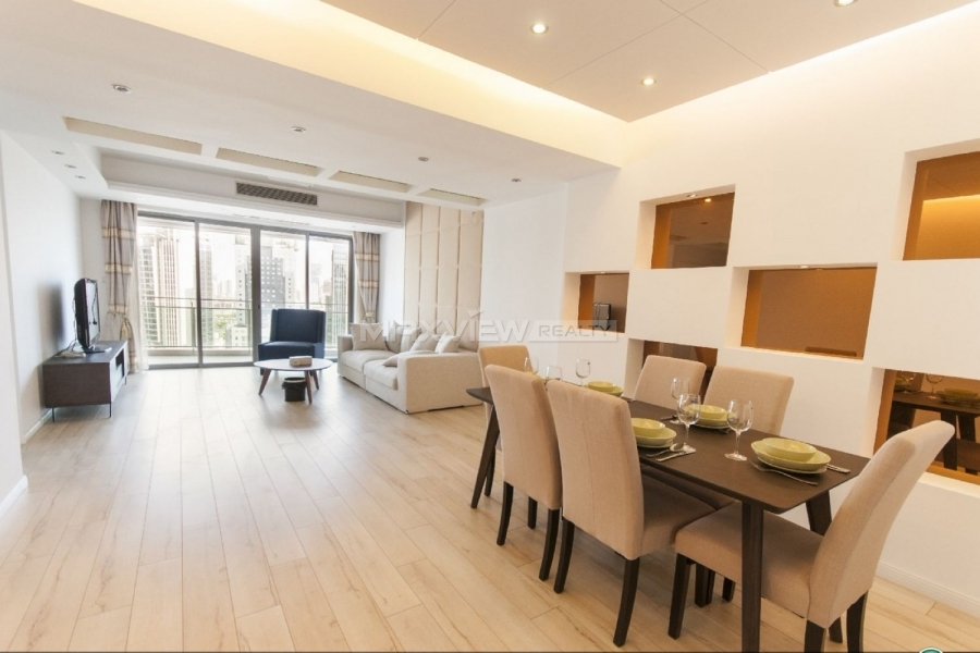 Apartment Shanghai Jing'an Four Seasons 3bedroom 155sqm ¥35,000 JAA06634