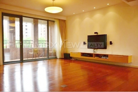 Rent apartment in Shanghai Green Court