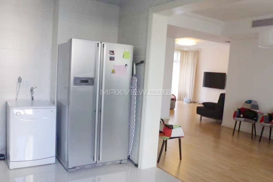 Apartment rental Shanghai Top of the City 4bedroom 189sqm ¥38,000 JAA04555