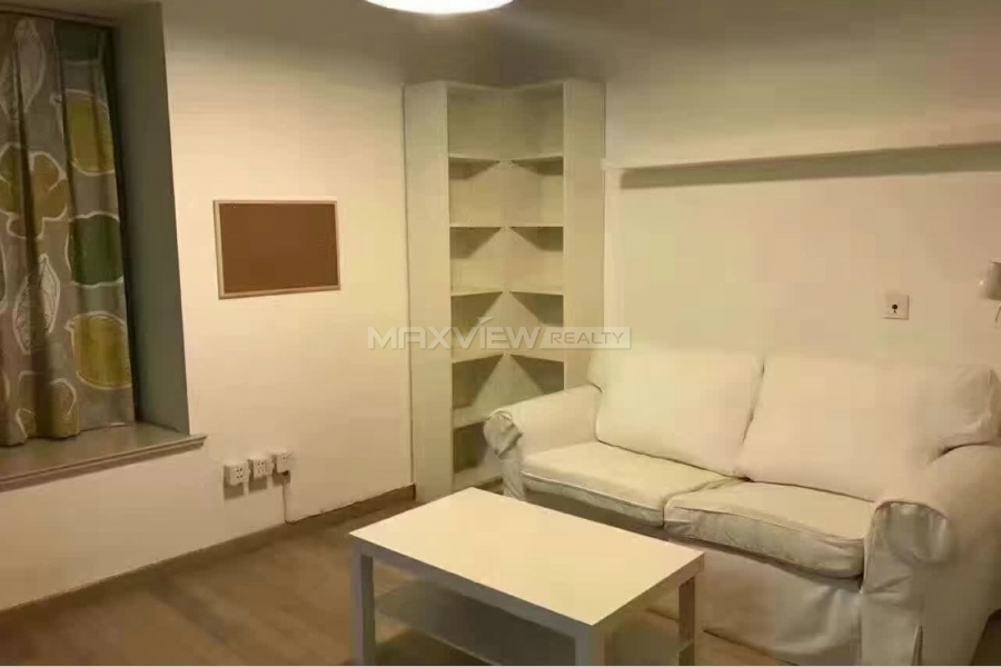 Shanghai apartment rent 8 Park Avenue 1bedroom 72sqm ¥20,000 SH016952