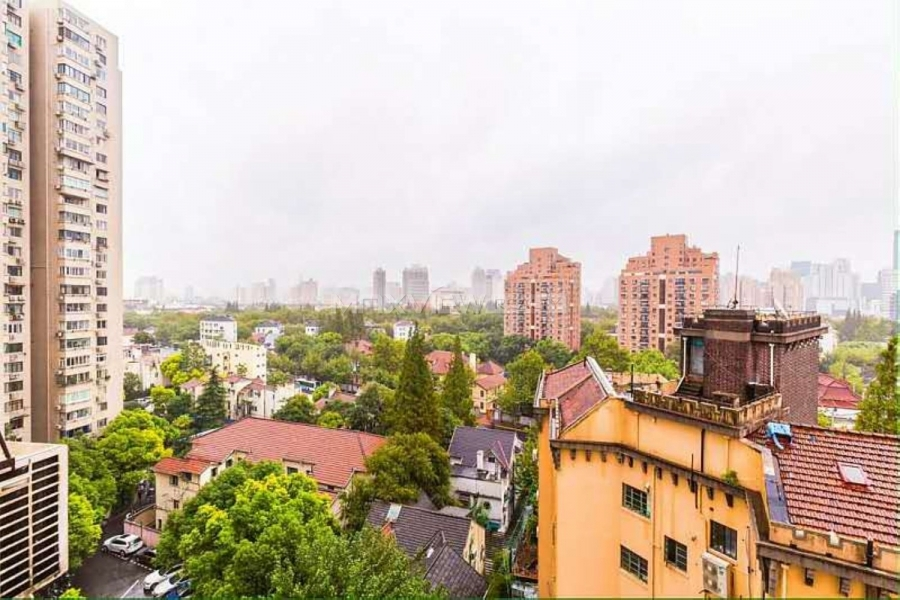 Rent a house in shanghai on Huashan Road 2bedroom 90sqm ¥16,800 SH017028