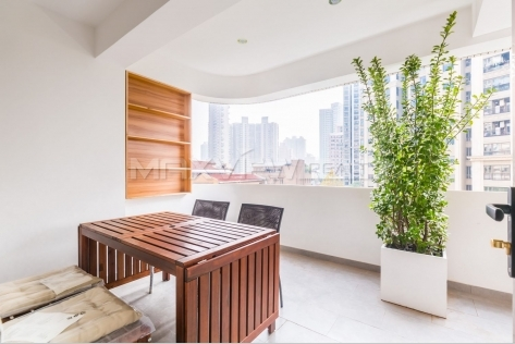 Shanghai house rent on Fuxing M. Road