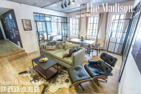 Shaanxi South Road 3bedroom 120sqm ¥25,000