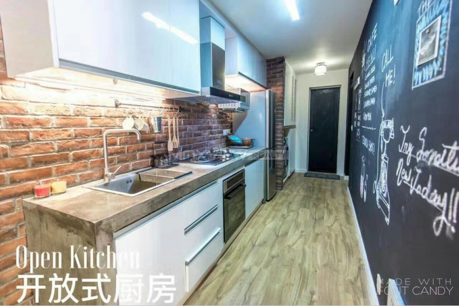 Shanghai house rent on Shanxi S. Road 3bedroom 120sqm ¥25,000 SH017074
