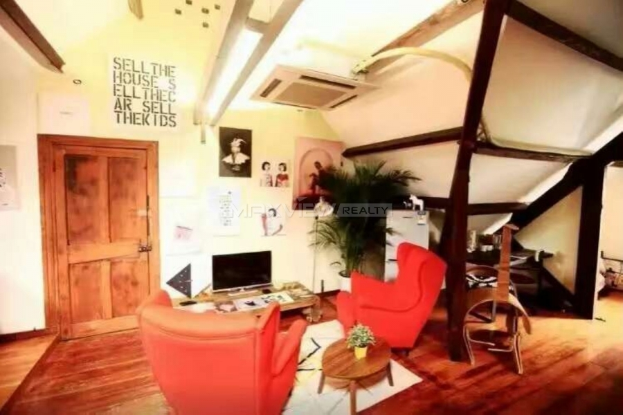 Shanghai house rent on Julu Road 1bedroom 44sqm ¥13,500 SH017097