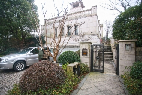 Shanghai houses for rent Sego Villa
