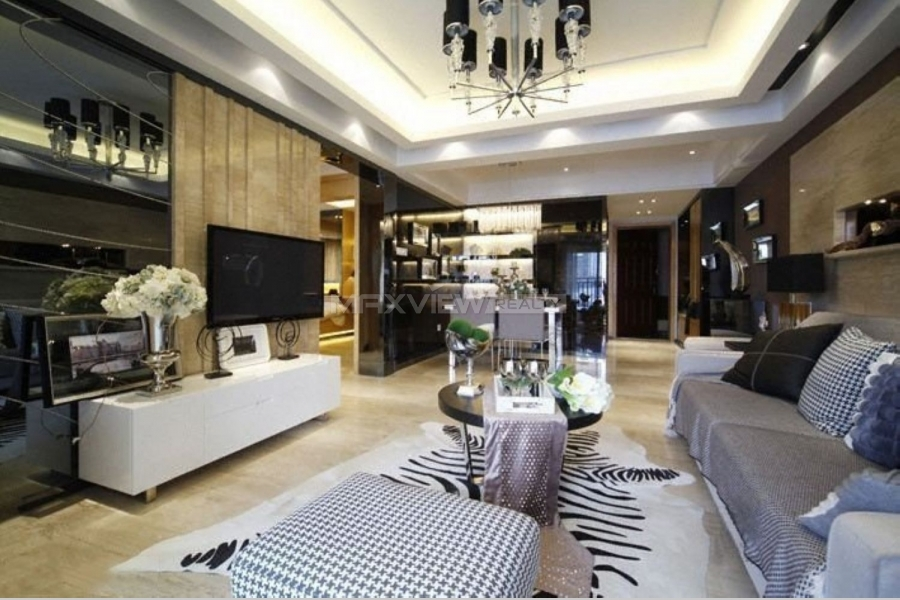 Shanghai Apartment Rent Tomson Riviera 3bedroom 120sqm 130 000 Sh017204