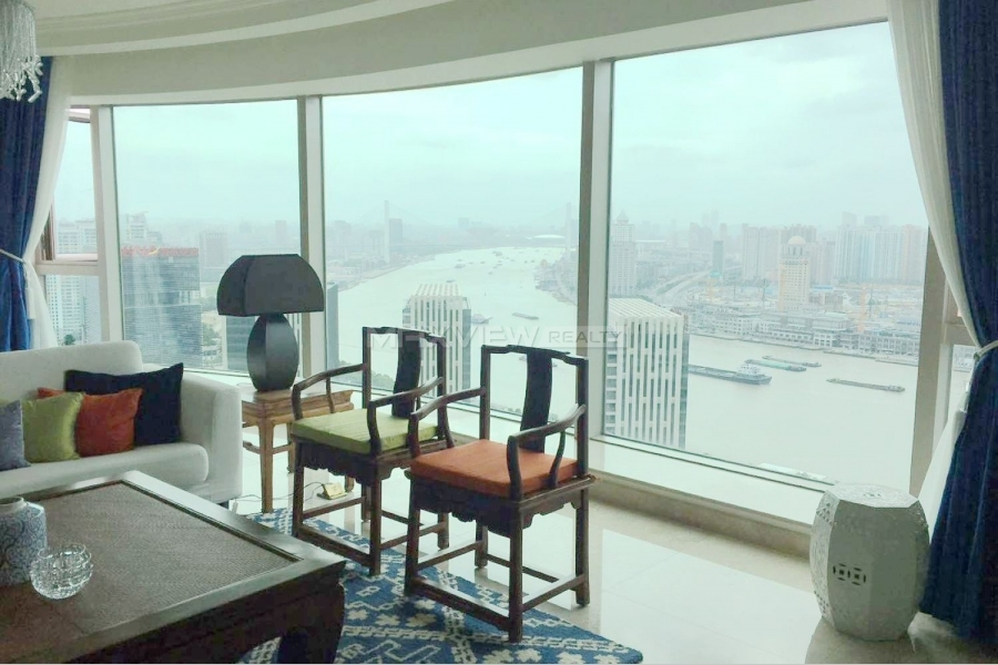 Shanghai apartment Shimao Riviera Garden 4bedroom 289sqm ¥39,000 SH017123