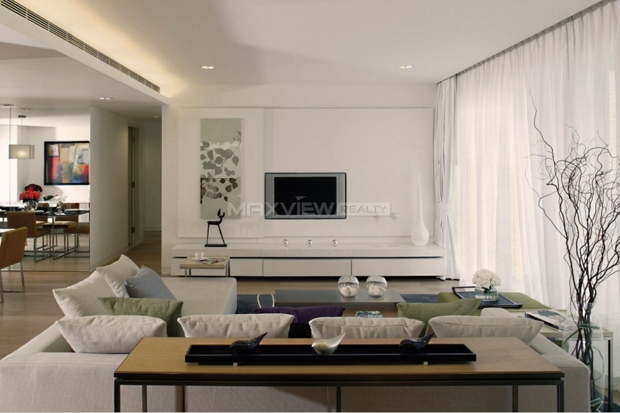 Apartment Shanghai rent Fraser Suite Top Glory 3bedroom 247sqm ¥65,000 SH017227