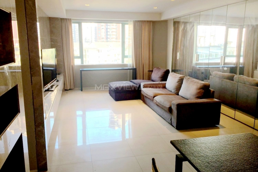 Shanghai apartment rent Central Residences 2bedroom 135sqm ¥34,000 CNA00811