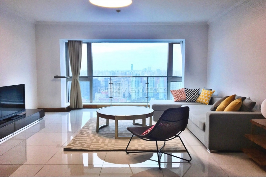 Shanghai apartment rental Shimao Riviera Garden 3bedroom 237sqm ¥38,000 SH017269