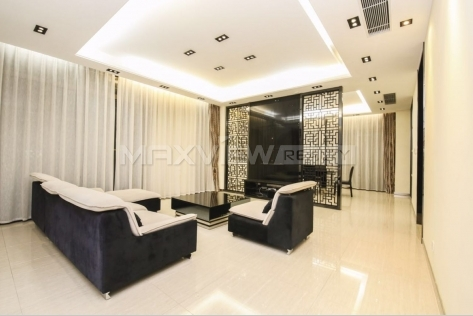 Shanghai houses for rent Tomson Riviera Garden