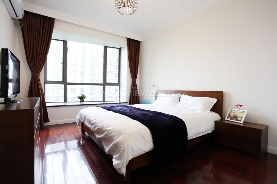 Apartment shanghai Rent Top of the City 2bedroom 110sqm ¥25,000 SH017282