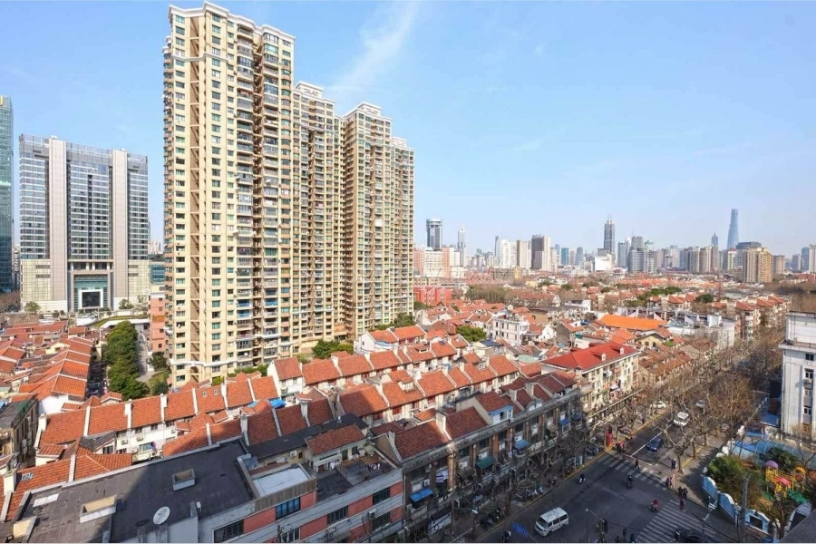Apartments for rent in Shanghai Ming Yuan Century City  3bedroom 155sqm ¥18,000 SH017306