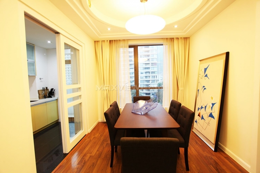 Apartments for rent in Shanghai Top of the City3bedroom148sqm¥25,000SH017319