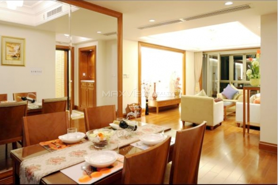 Xuhui Garden Service Apartments 2bedroom 135sqm ¥25,000 SH001845