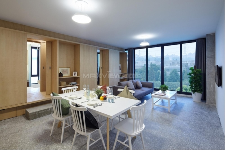 Base Living Zhangjiang 2 Bedroom 2bedroom 142sqm ¥21,000 BASE0021