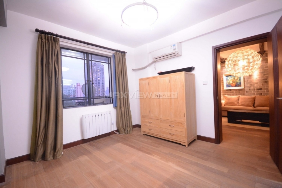 Shanghai old apartment rent on Changshu Road 3bedroom 144sqm ¥25,000 SH017412