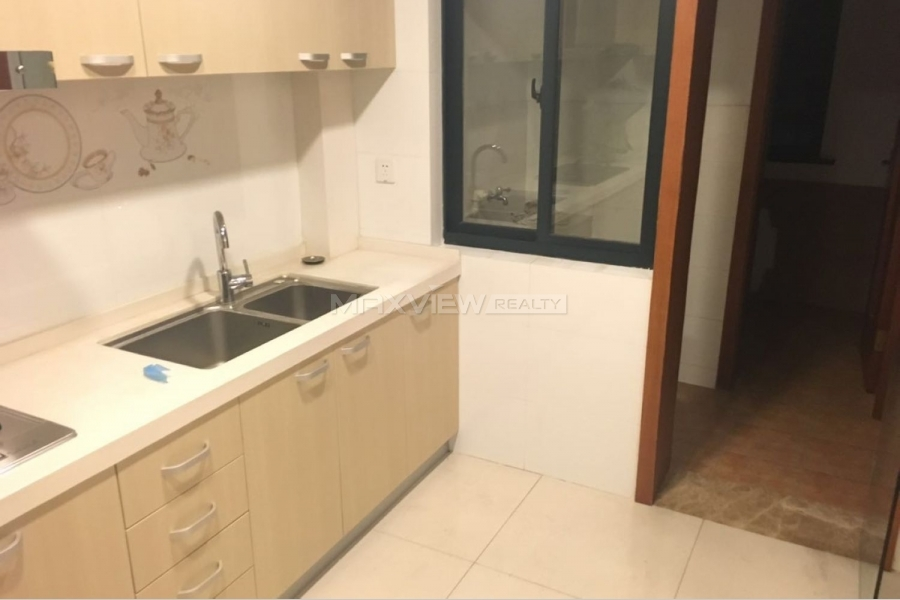 Apartments for rent in Shanghai Consul Garden 4bedroom 144sqm ¥22,000 CNA04267
