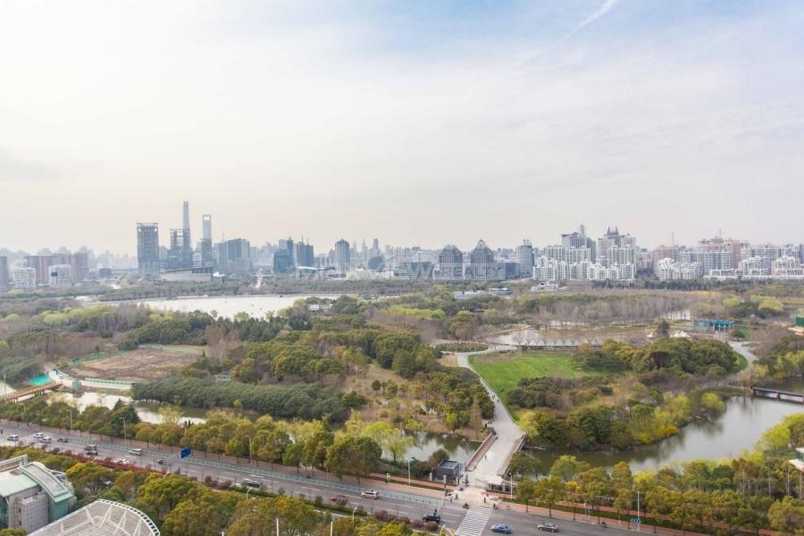 Pudong Century Garden