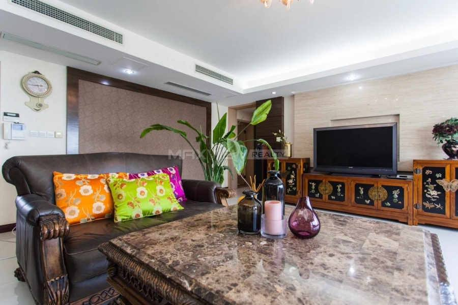 Apartment Shanghai rent Pudong Century Garden4bedroom225sqm¥34,000SH017431