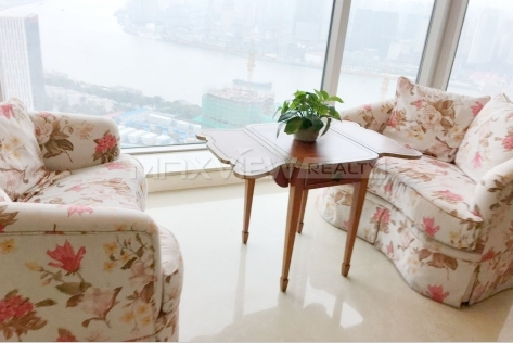 Shanghai apartment rent Shimao Riviera Garden