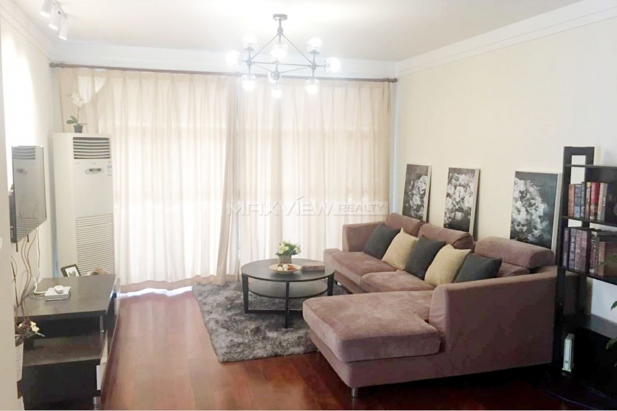 Apartment rental Shanghai New Westgate Garden 2bedroom 125sqm ¥17,500 HPA00897