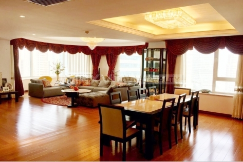 Apartments for rent in Shanghai in Skyline Mansion