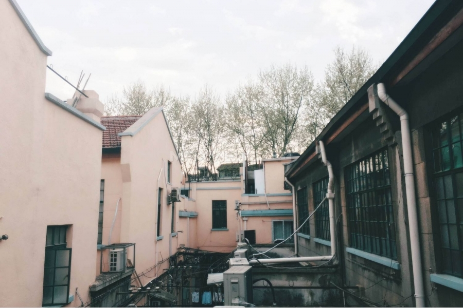 Shanghai old lan house rent on Xiangyang S. Road 4bedroom 210sqm ¥55,000 SH017470