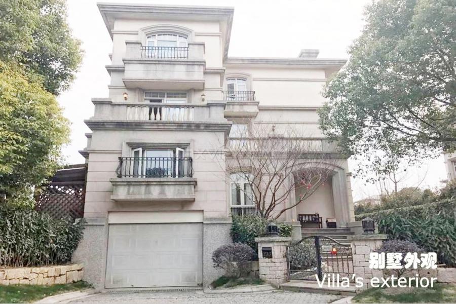 Shanghai Houses For Rent Buckingham Villas Sh017547 6brs