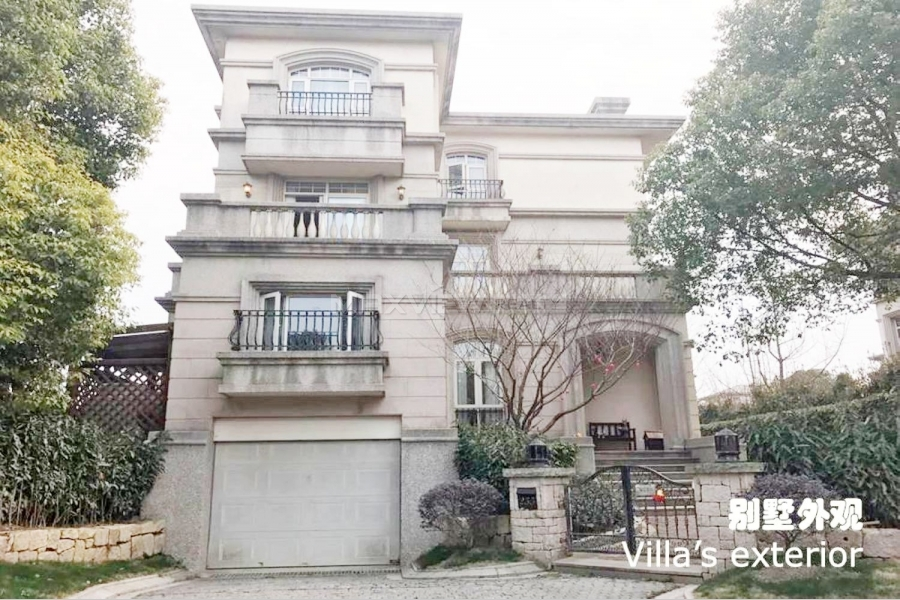 Buckingham Villas 6bedroom 435sqm ¥58,000 SH017547