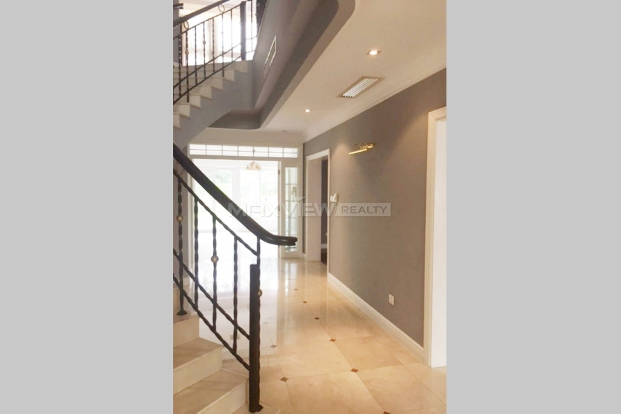 Housing Shanghai The Emerald 5bedroom 375sqm ¥45,000 NHV00014