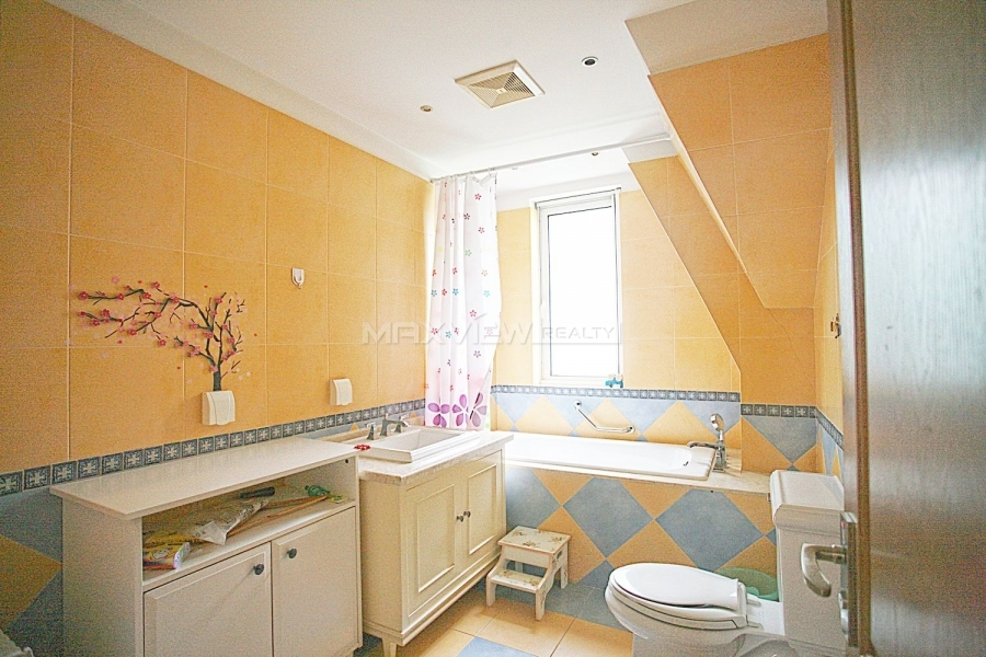 Shanghai houses for rent Le Chambord 4bedroom 350sqm ¥45,000 SH013483