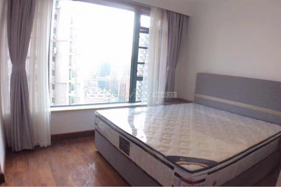 Apartment Shanghai rent Oriental Manhattan 3bedroom 151sqm ¥21,900 XHA00980
