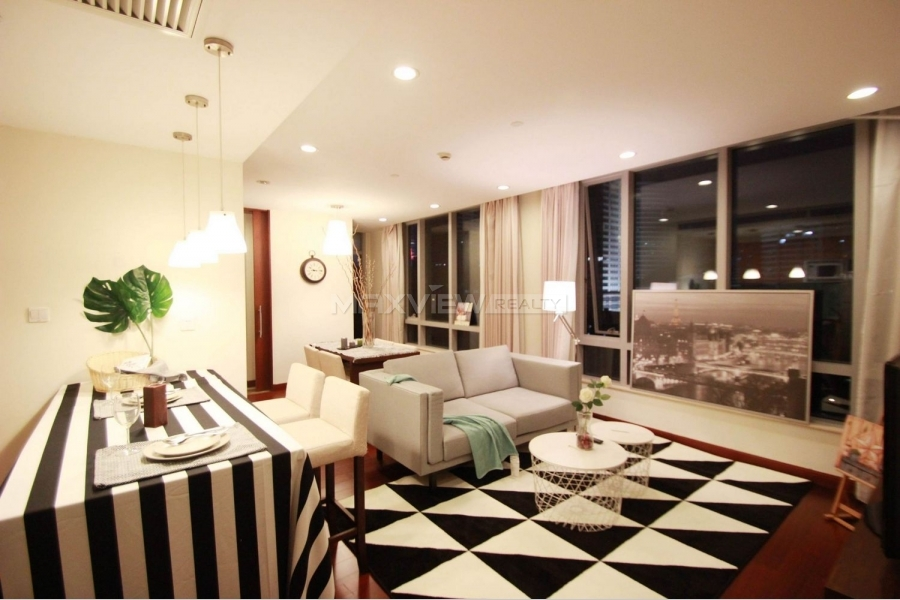 River House apartment rental Shanghai 1bedroom 90sqm ¥16,000 SH017609