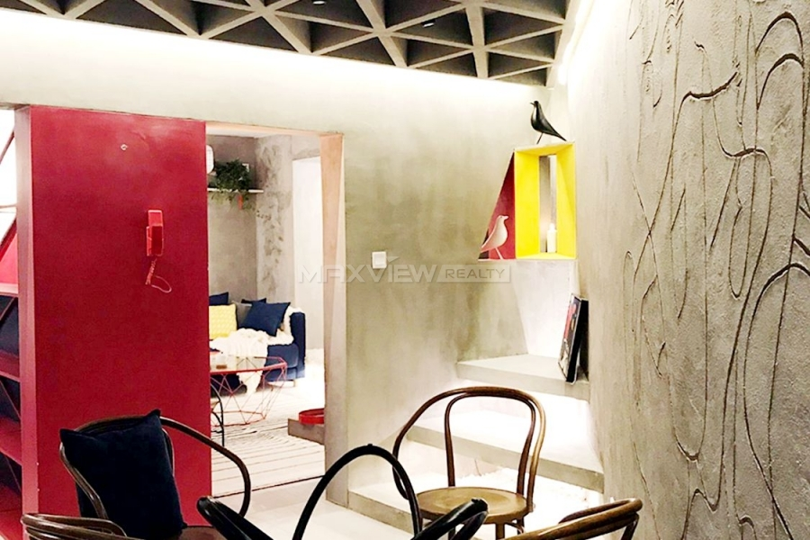 Shanghai old lanhouse rent Huaihai M. Road1bedroom80sqm¥22,000SHR0030