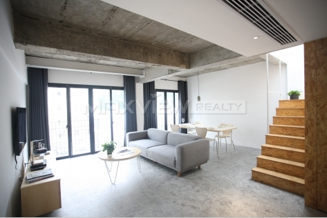 Base Living Songyuan 2 Bedroom Triplex Apartment with Terrace