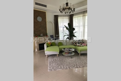 Shanghai houses for rent Violet Country Villa