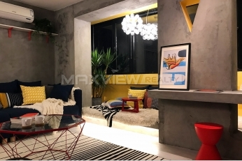 Apartment for rent in Huashan Garden